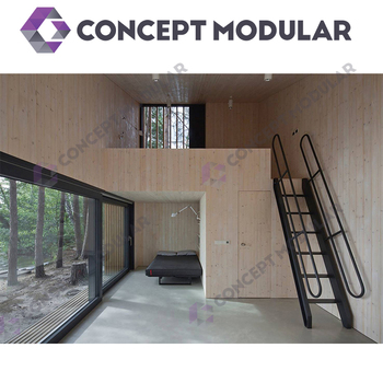 Duplex House Plans 2 Bedroom Prefab Modula Homes - Buy Log Cabin 2  Bedroom,Log Cabin Prefabricated 2 Bedroom,Log Cabin Kits Prefab House  Product on ...