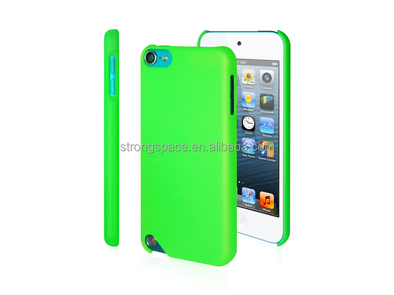 2015 Hot Sale pc Cover Case for Apple Ipod Touch 5
