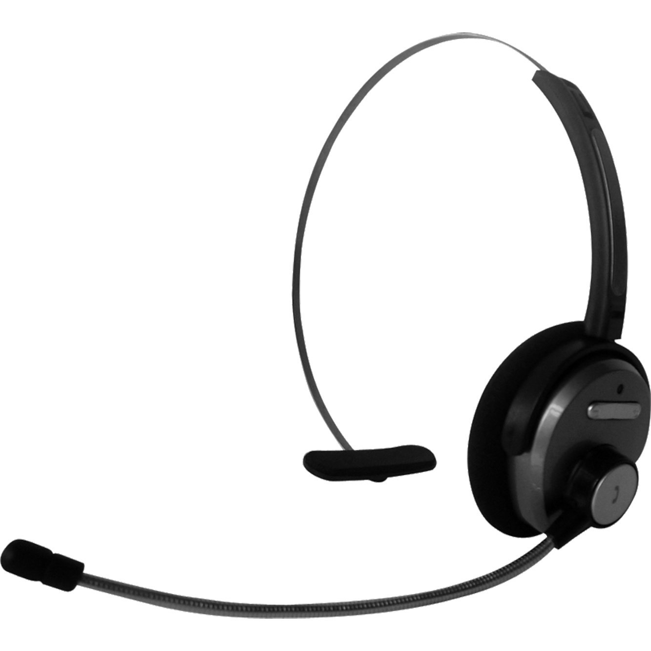 VIBE Over the Head Noise Canceling Ultra-Slim Bluetooth Wireless Headset for iPhone 5s, Samsung Galaxy S5, Note 3, HTC One, Nexus 5, Moto X, Motorola Droid, LG G2 Pro Gaming PSP, Laptop and Desktop Computers, Tablets, and Others