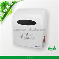 Hot sell Commercial auto cut toilet paper towel dispenser