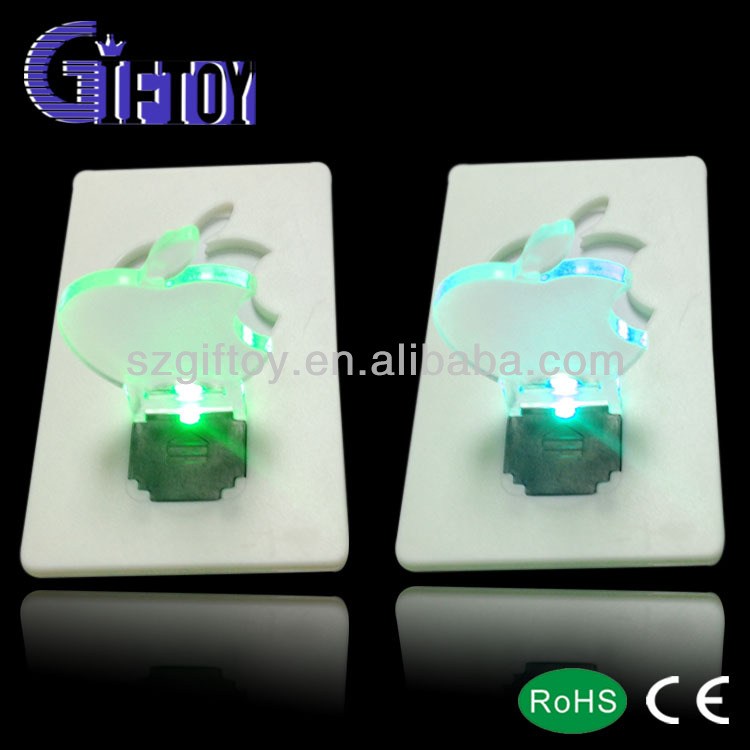 Giftoy GT-573 abs credit card flashlight