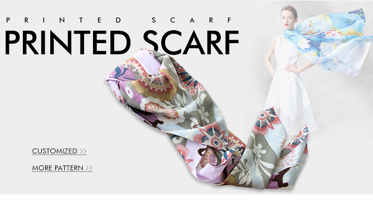 New style 100% cotton voile scarf vietnam customisable winter scarves printed logo