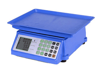 ACS series Digital Scale Price Computing Scale With Pole Display TS-814A two side display,24keypad