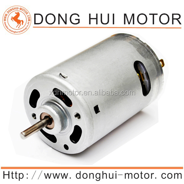 12v Rs 555 550 545 540 High Torque 3000rpm Dc Motor For Tools ...