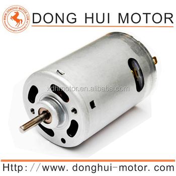 12v Rs 555 550 545 540 High Torque 3000rpm Dc Motor For
