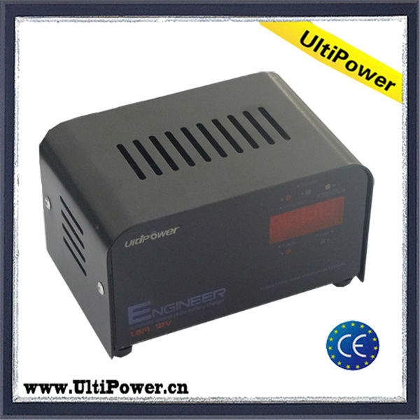 Ultipower 12v 20ah car battery maintainer