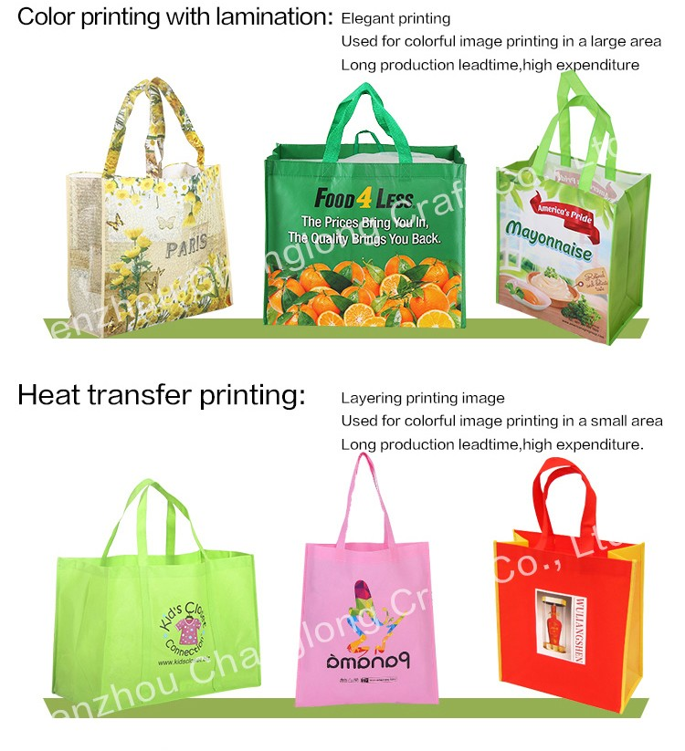 wholesale eco non woven foldable bag
