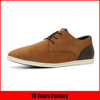 Dongguan 13 years factory made new design fashion man casual shoe