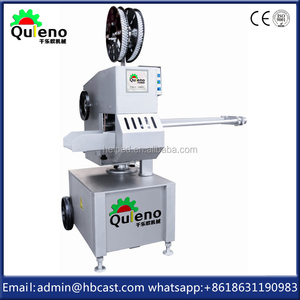 Pneumatic Aluminium Wire Clipping Machine