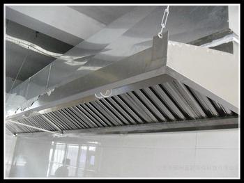 Restaurant Kitchen Hoods Stainless Steel restaurant kitchen chimney exhaust hood/stainless steel kitchen