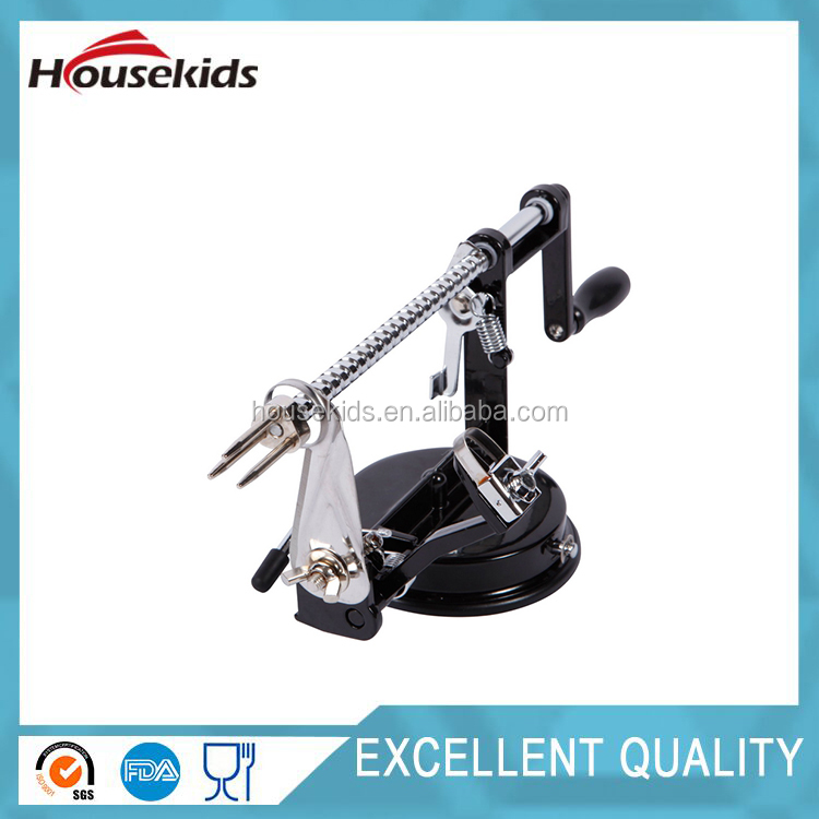 Amazon hot sell Stainless Steel Apple Peeler Corer and Slicer