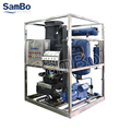 SamBo New Condition Low Price 3T/Day Industrial Used Tube Ice Machine Philippines With Bitzer Compressor