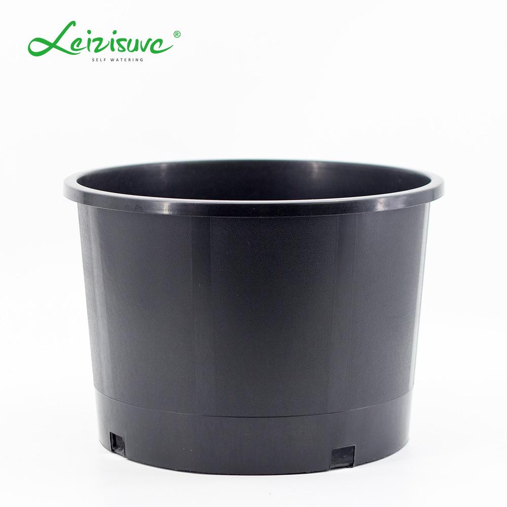 Pots Plant Nursery Black Pp