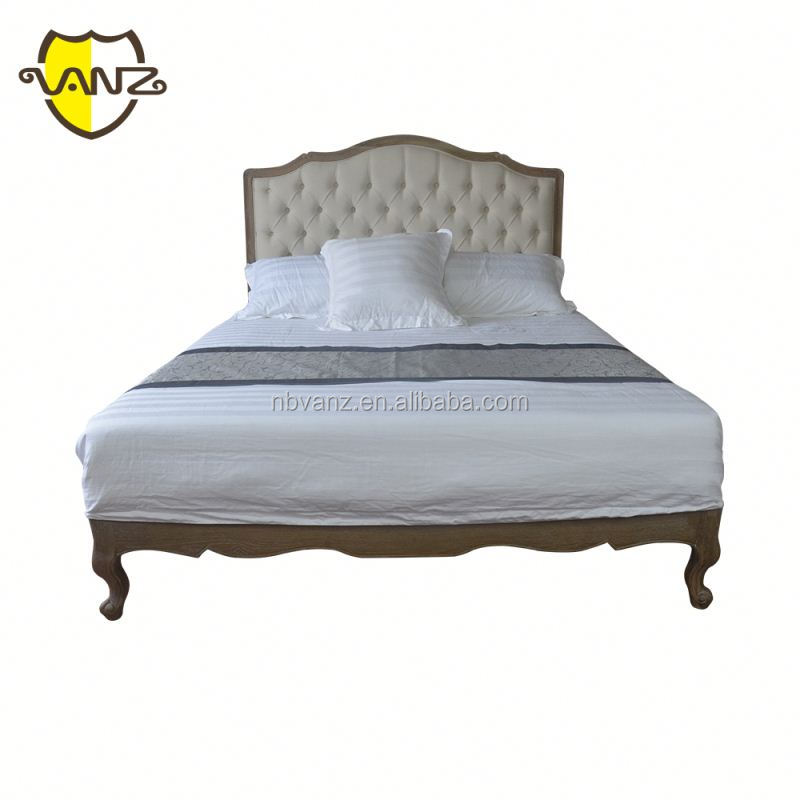 Top Quality Crocodile Leather Bed