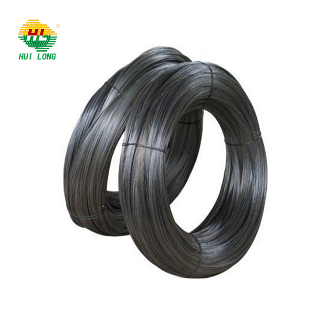 Black Annealed Rebar Tying Wire 22 #