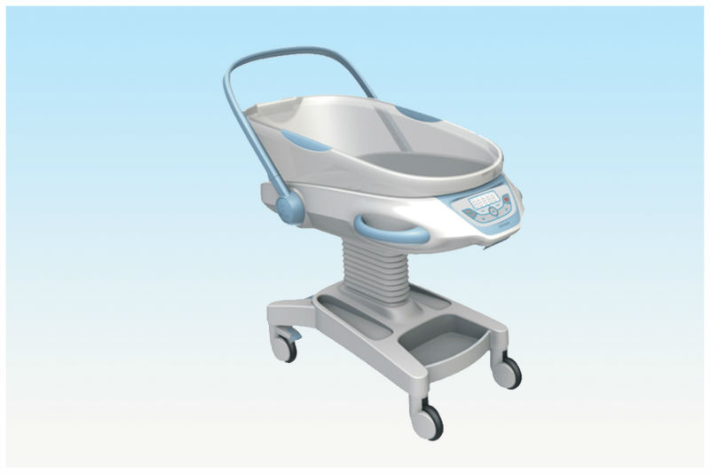 WR-B57 Beautiful apperance cheap hottest selling hospital infant bed