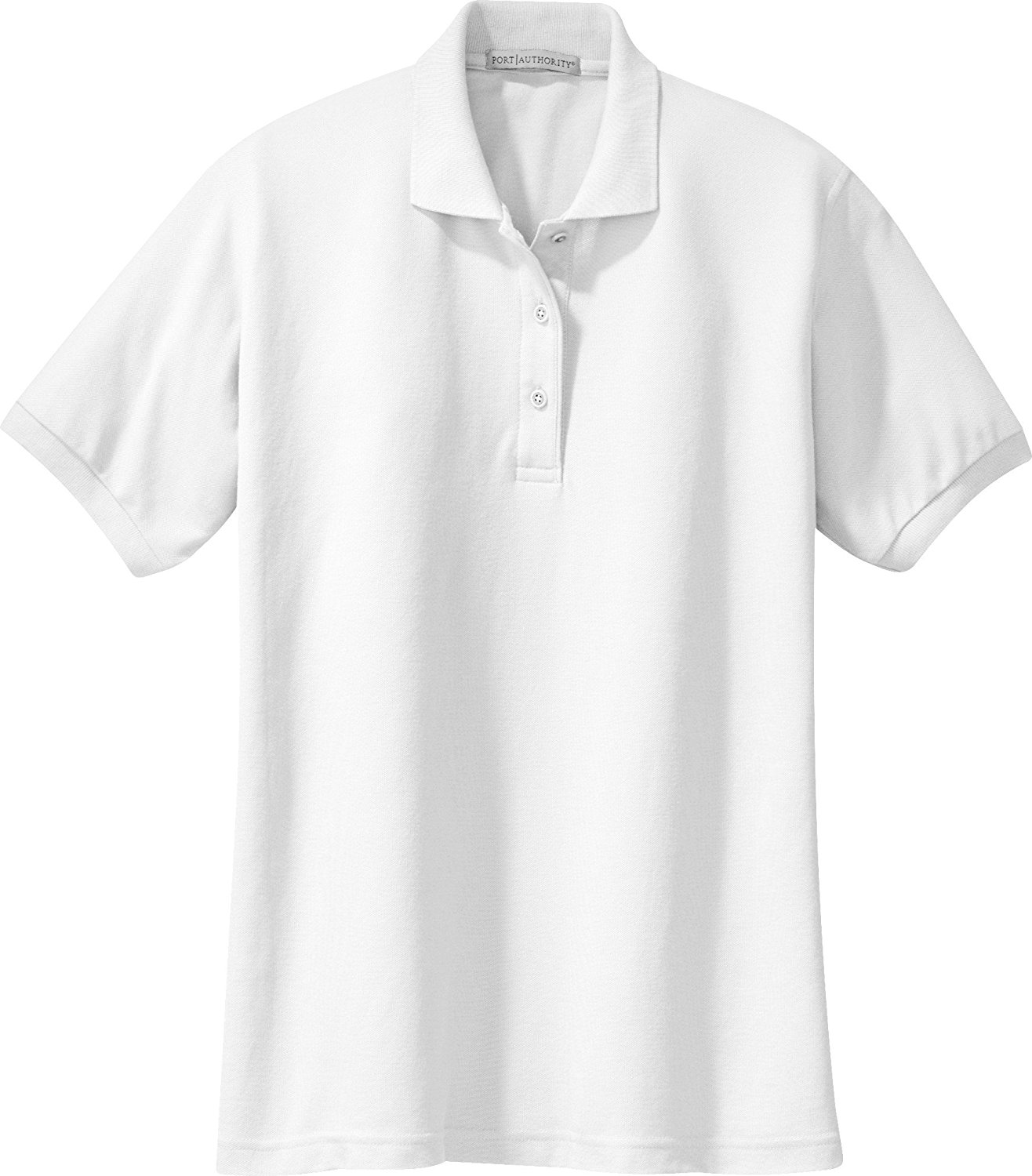 Port Authority Ladies Silk Touch Sport Shirt Available in 32 Colors Large Royal L500