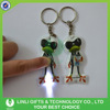 Custom Cute Led Keychain, Pvc 3D Keychain, Wholesale Frog Keychain