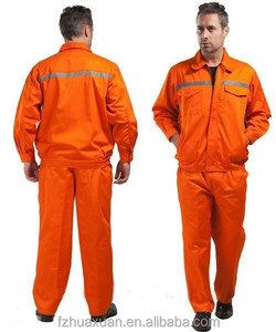 flame retardant workwear, T/C fabric garment, safety uniform
