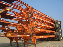 Hot Selling New and Used Container Chassis