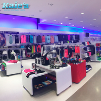 sports store furniture/sport shop furniture/sport shop display furniture