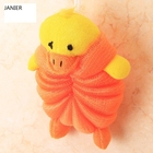 cute flannelette baby bath ball soft cotton baby bath sponge child toy gift cartoonbaby bath products healty care