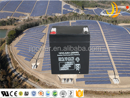 12v series solar agm battery 12v 4.5ah sealed lead acid battery ups battery for medical equipment