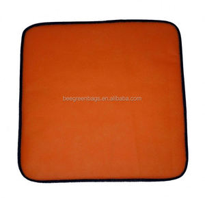 Discount Non Woven Stadium Seat Cushion with Carry Handle