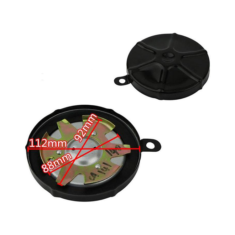 Factory supply cars oil seal engine security fuel tank cap for dong feng