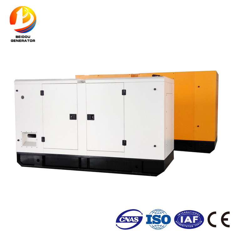 Good price silent 80kw/100kva diesel generator price
