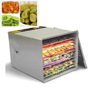 Electric Food Dryer For Fruit / Vegetables / Meat / Fish / Beef Jerky
