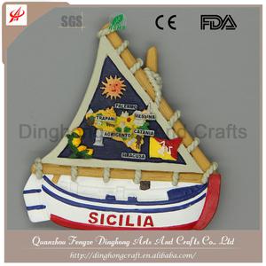 China Wholesale Personalized Custom 3D Fridge Magnet For Promotion