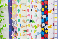 High quality Christmas gift Christmas present wrapping paper