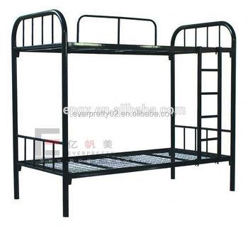 adultos cama litera para los albergues de acero metal escuela estudiante dormitorio litera barato fuerte ejrcito
