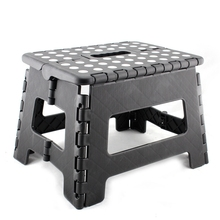 300 LBS cheep plastic Folding Step Stool for 9,11,15 Inches.