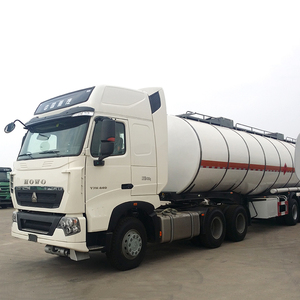 Good quality light weight trailer truck for sale