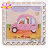 Hottest mini educational jigsaw puzzle,4 pieces custom mini jigsaw puzzle,Various lovely wooden mini puzzle for sale W14C188