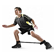 Amazon Hot Selling Been Resistance Bands Voor Voetbal Speed Training