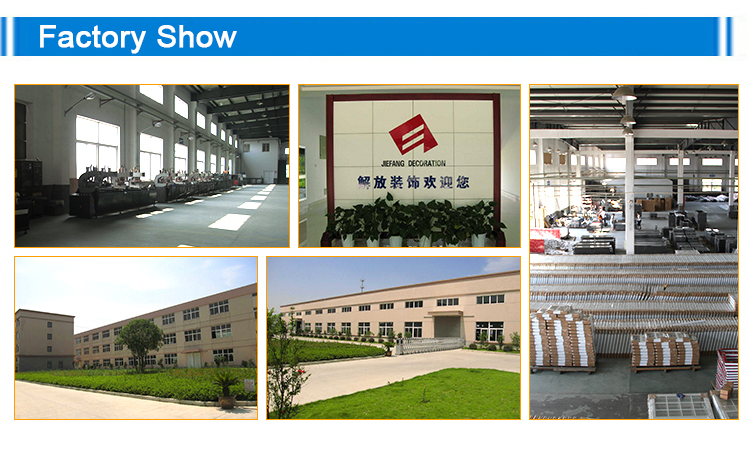China factory customized aluminum round open windows