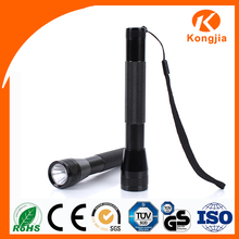 Wholesale High Quality Aluminum Material Powerful 2*AA Dry Battery Long Time Bright Best Torch Light