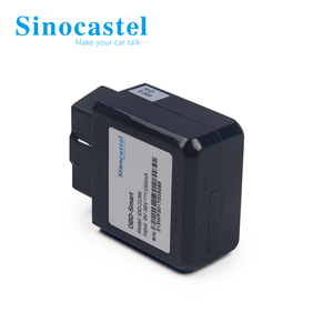 Sinocastel stable 3G Japanese heavy truck OBDII GPS tracker dongle for ELD and UBI project