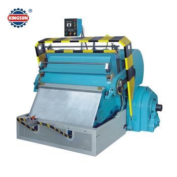 ML-C Series Corrugated Carton Box Die Cutting Machine