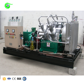 Air Cooling V Type High Volumetric Flow Rate Natural Gas Cylinder Filling  Compressor - Buy Air Cooling V Type High Volumetric Flow Rate Natural Gas
