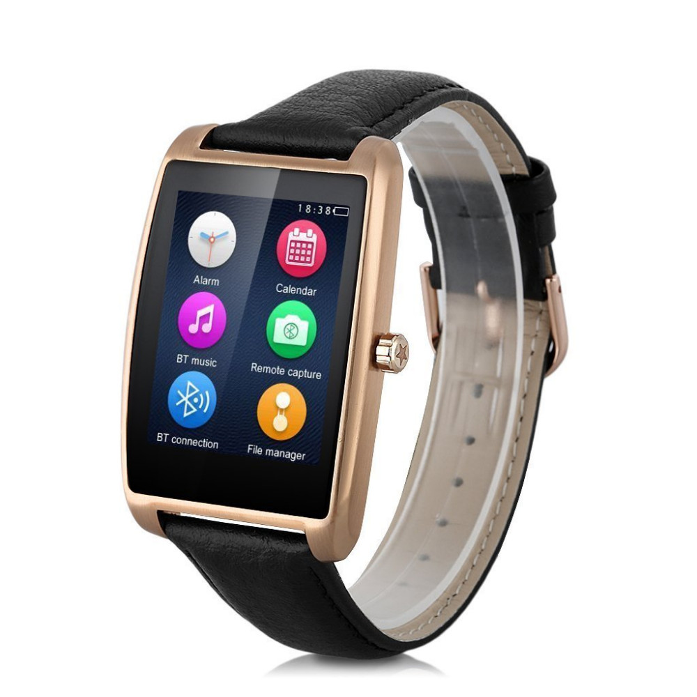 L11 Smart Watch Android Heart Rate Monitor IP67 Waterproof bluetooth dz08 smart watch phone