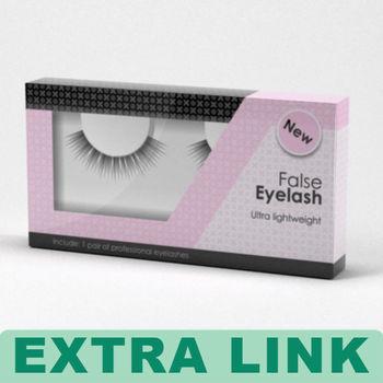 High Quality New Design Custom False Eyelash Packaging Box ...