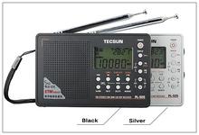 Tecsun PL-505 Digital PLL Portable Radio FM Stereo/LW/SW/MW DSP Radio World Band Receiver, Freeshipping