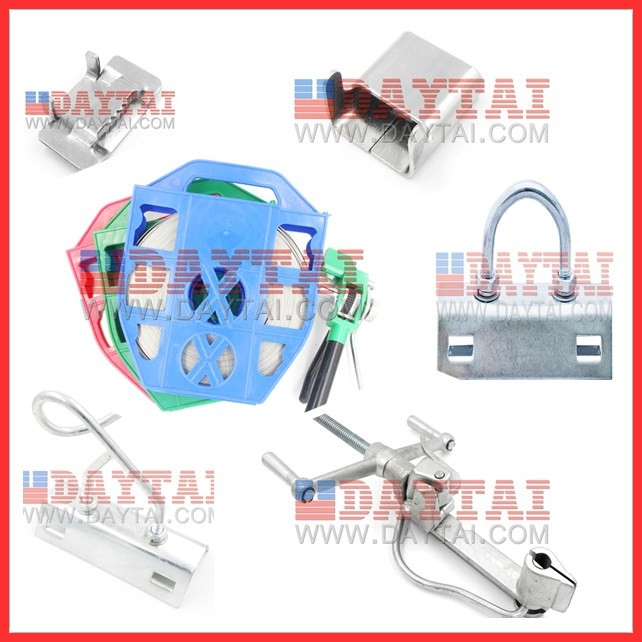 Manufacturer optical fiber cable accessories for fixing cable
