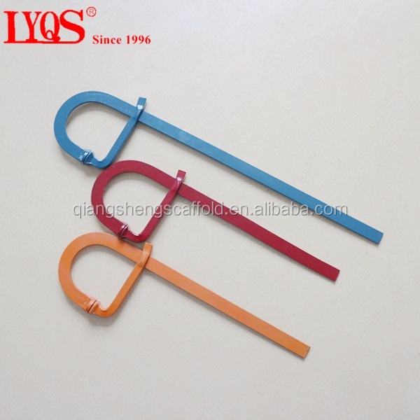 180mm Reach Masonry Clamp Formwork F type Forged Steel Clamp