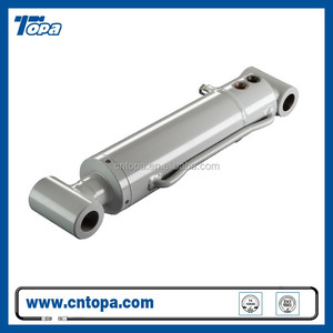 China manufacturer multistage telescopic harbor freight hydraulic cylinder