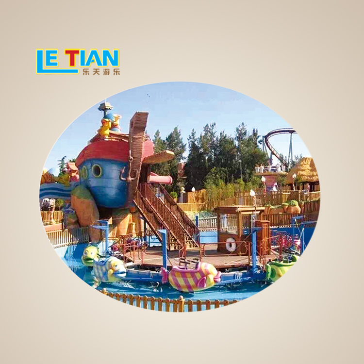 GUANGZHOU Amusement Park Ride Manufacturer Large Water Park Equipment for sale